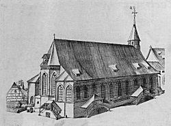 Basilika des Heilig-Geist-Spitals, 1339