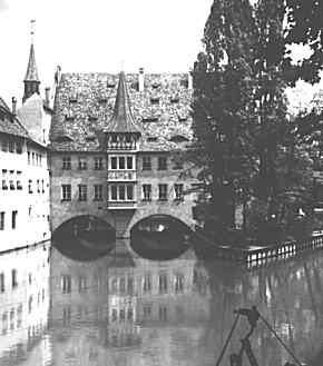 1939 vor der Zerstörung