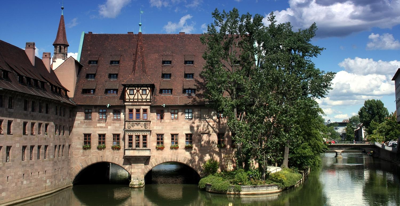 Heilig-Geist-Spital zu Nürnberg